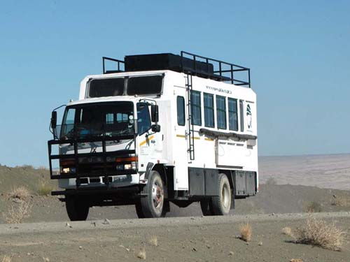 Africa Tamed Travel Blog - A Day in the Life on an Overland